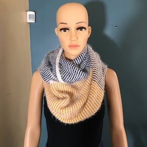 Look by Stitchfix soft infinity scarf soft yellow